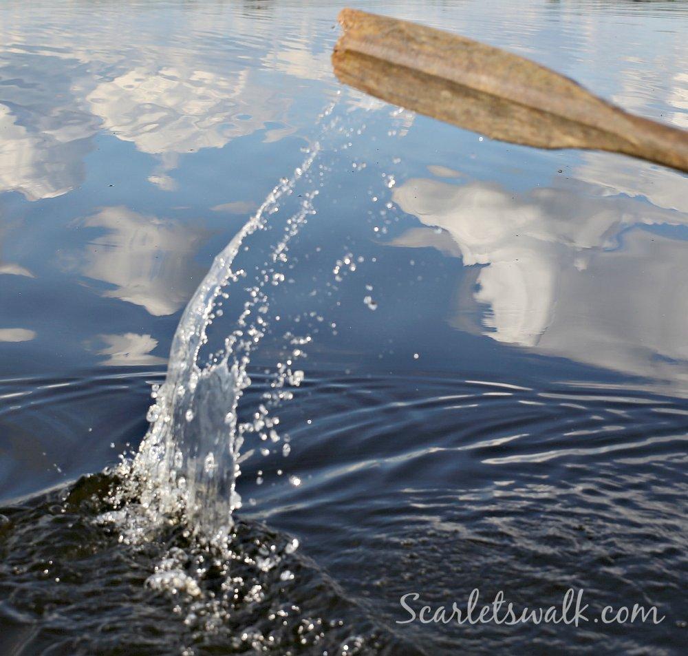 melomista vesi