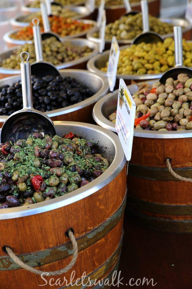 Eurooppalainen ruokatori Kokkola oliivit