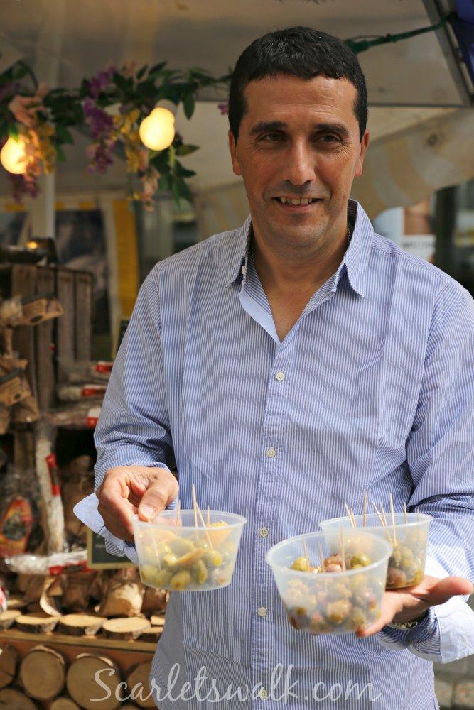 Eurooppalainen ruokatori kokkola oliivitarjoilu