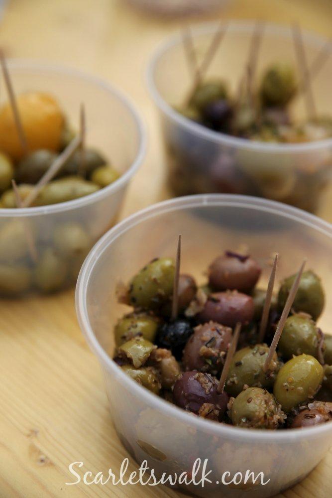 Eurooppalainen ruokatori oliivit kokkola