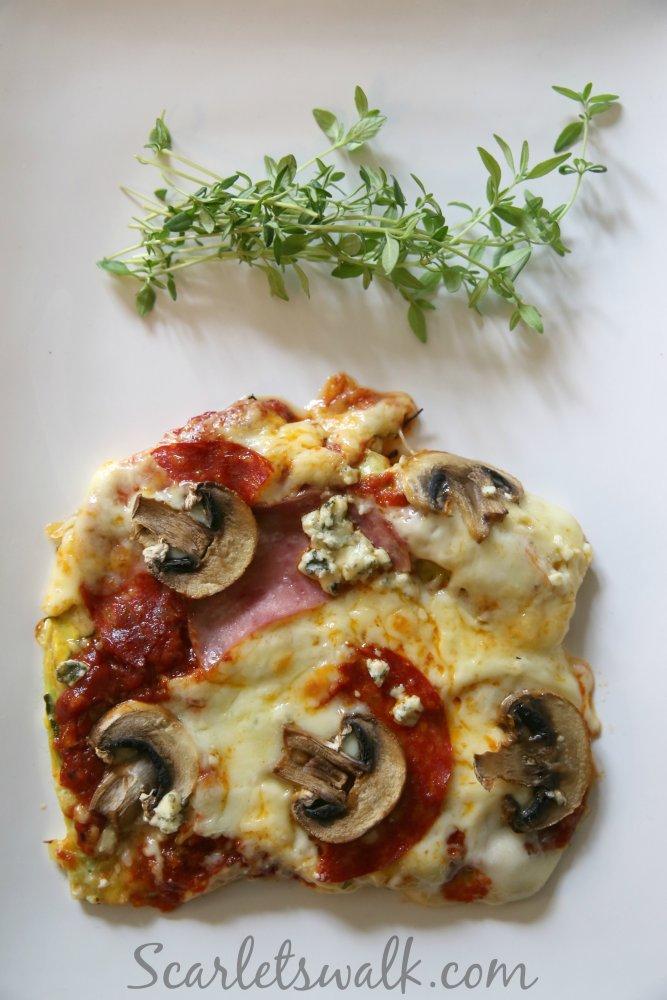 jauhoton pitsa