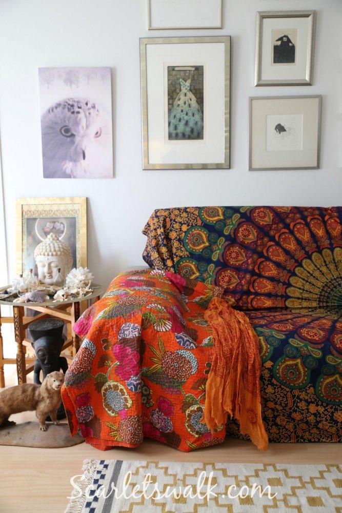 mandala sohva
