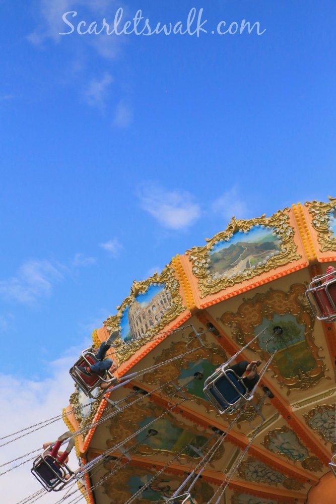 powerpark huvipuisto karuselli