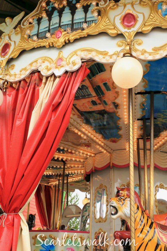 powerpark karuselli