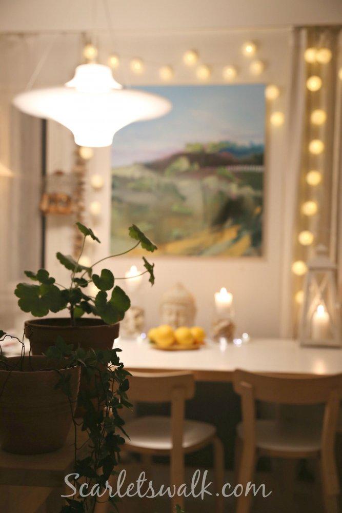 Yki Nummi Lokki lamppu