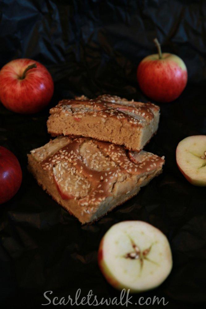 omenapiirakka spelt