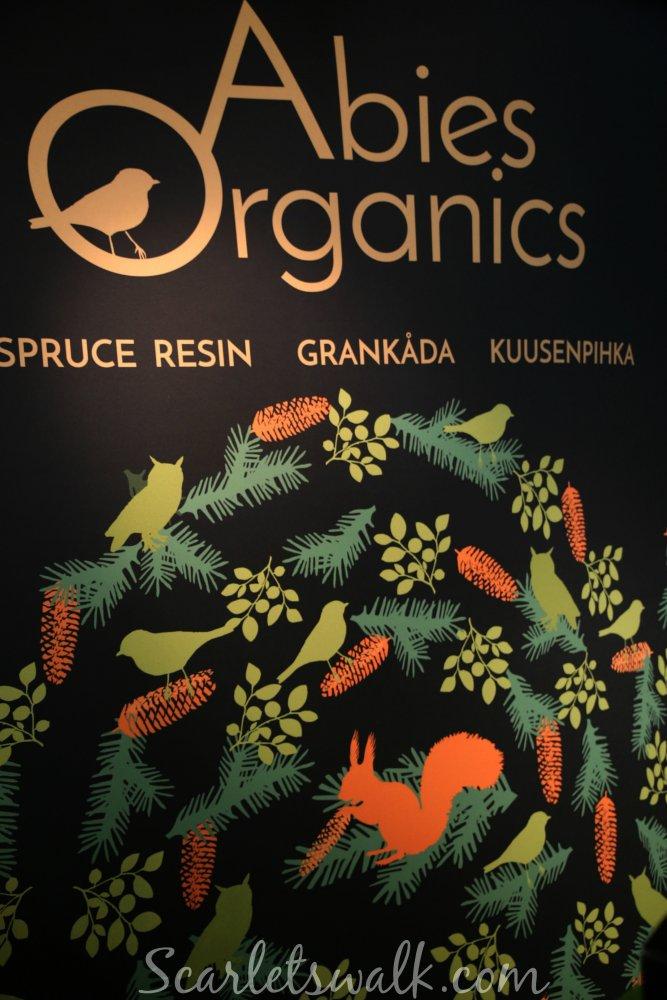 Abies organics kuusenpihka
