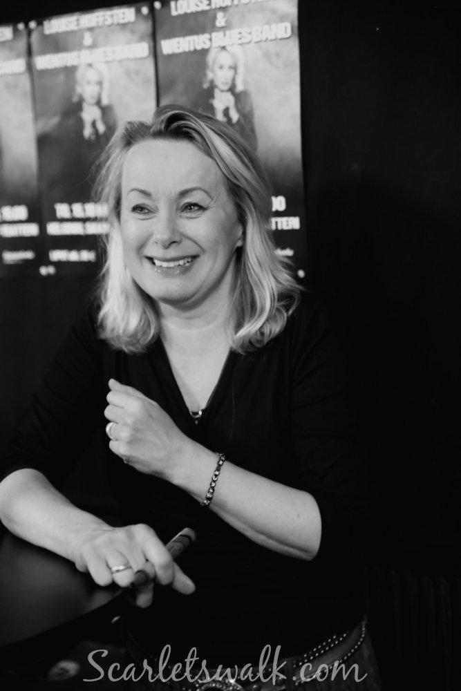 Louise Hoffsten sweden