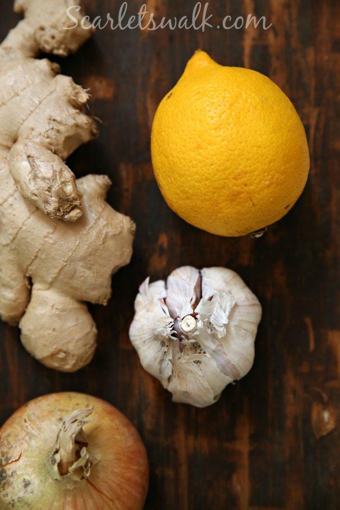 inkivaari lemon