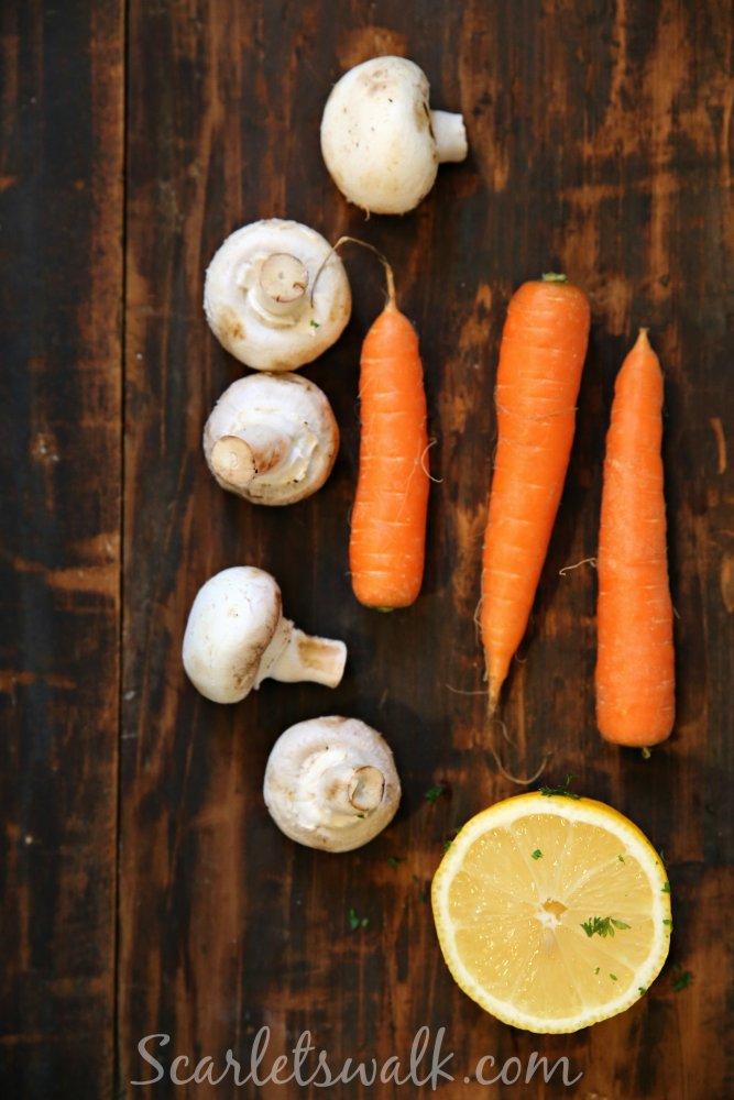 porkkanat sienet