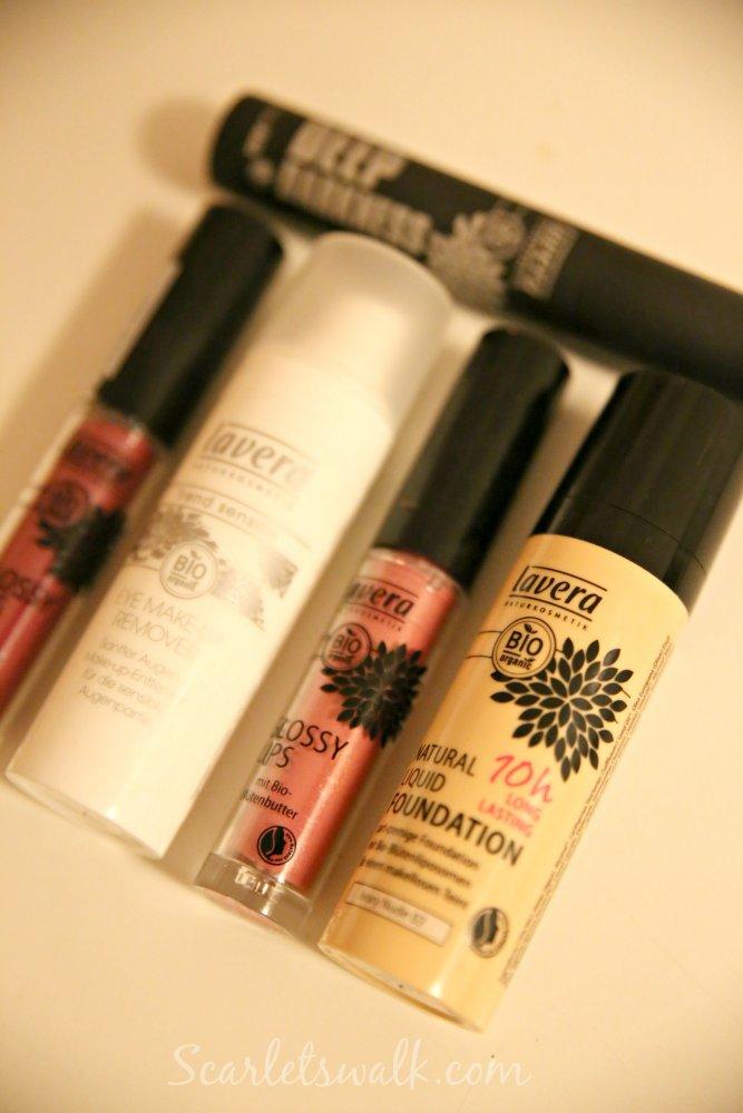 Lavera meikkivoide foundation
