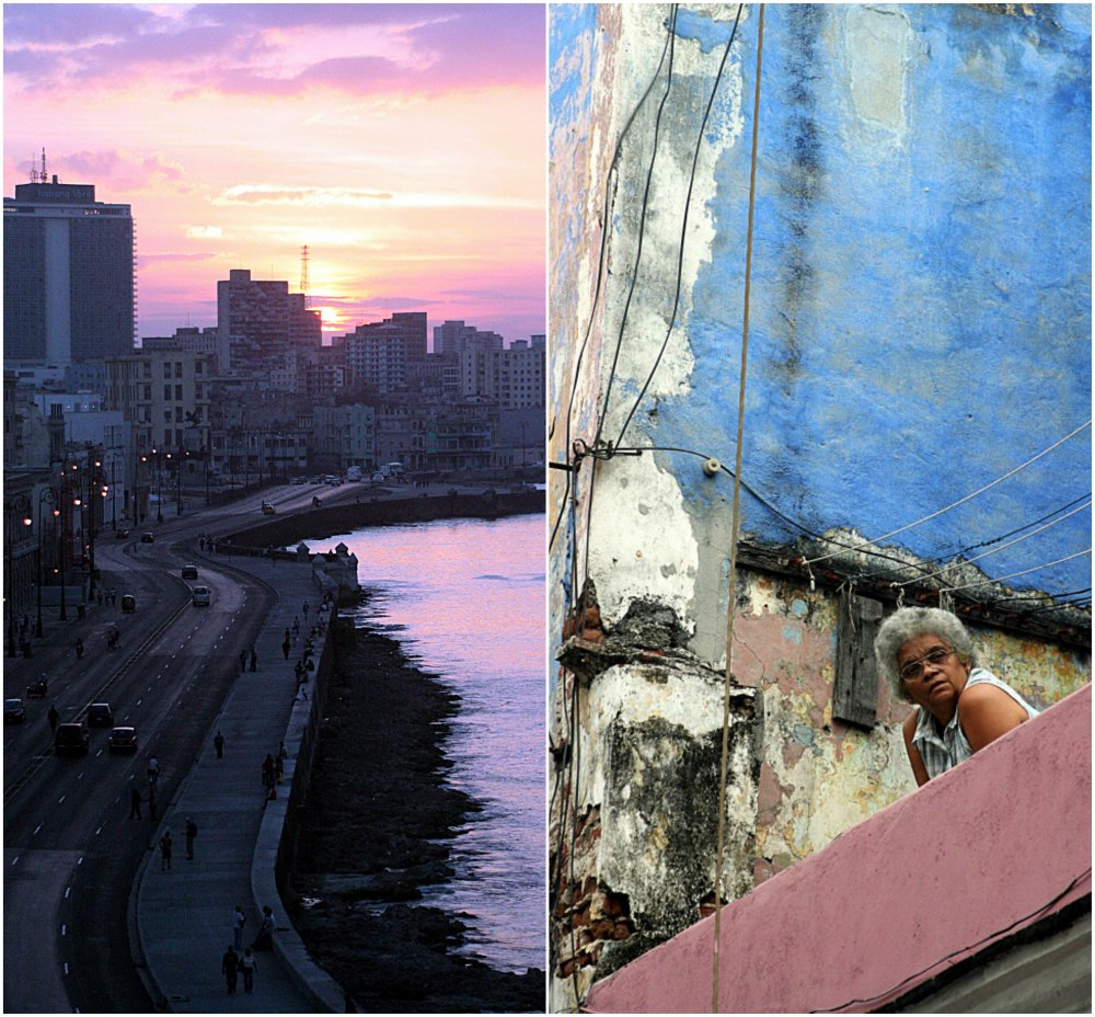 Cuba havanna city