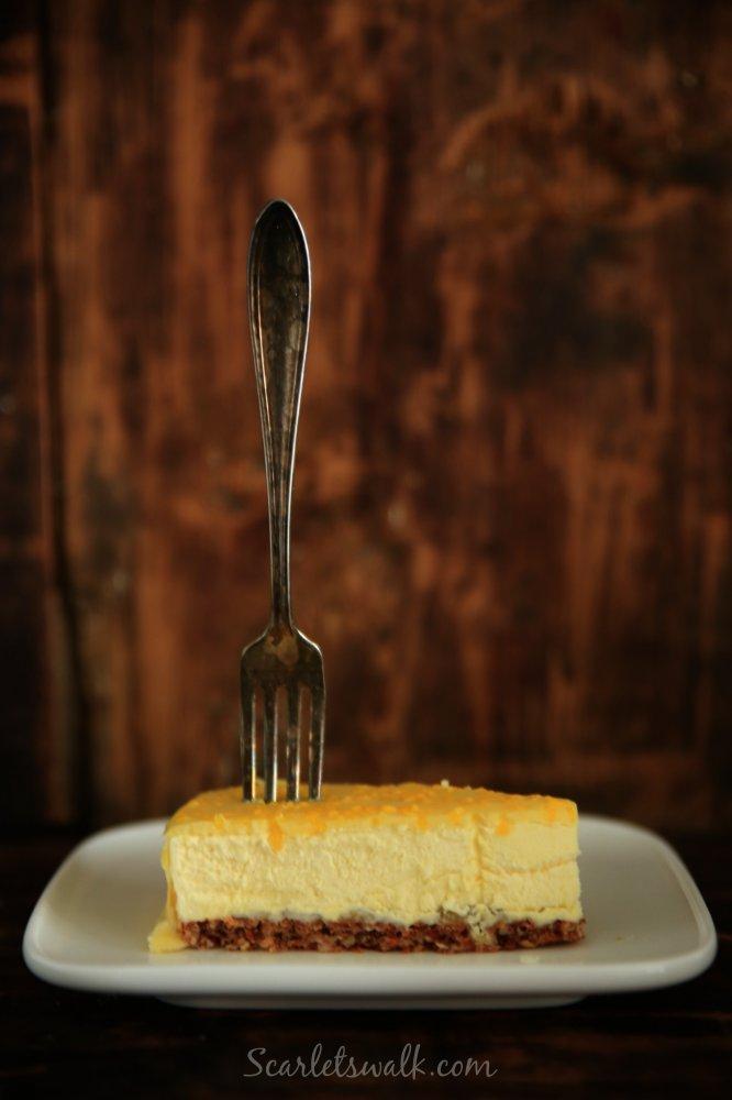 Lemoncurd lemon cake
