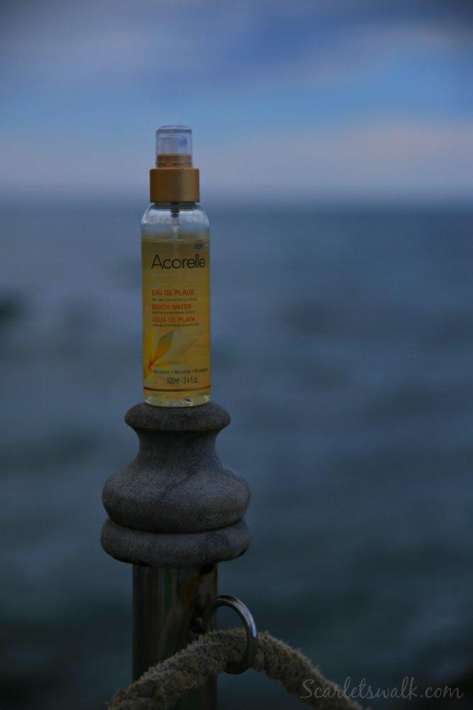 Acorelle Beach water