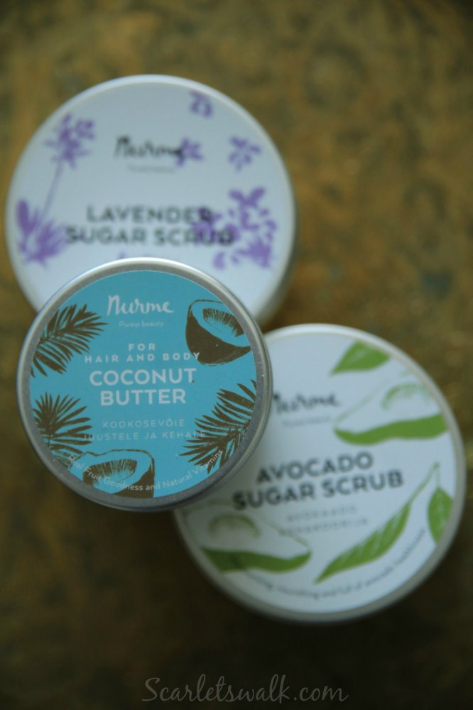 Nurme coconut butter