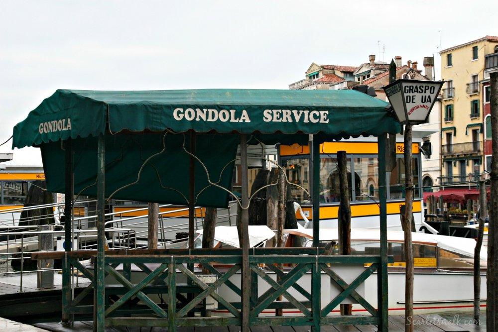 Venetsia Gondola service