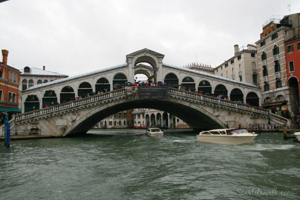 Venetsia huokausten silta