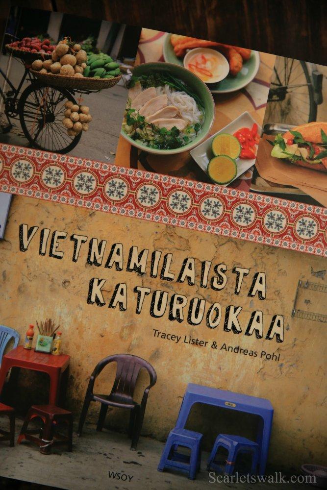 Vietnamilaista katuruokaa