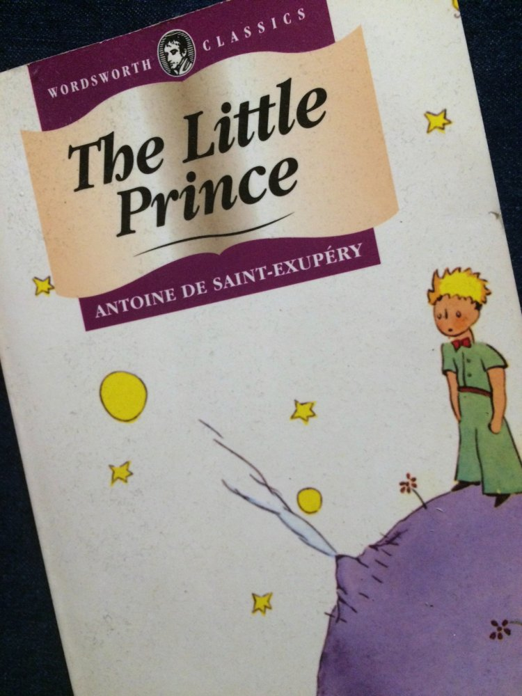 pikku prinssi kirja